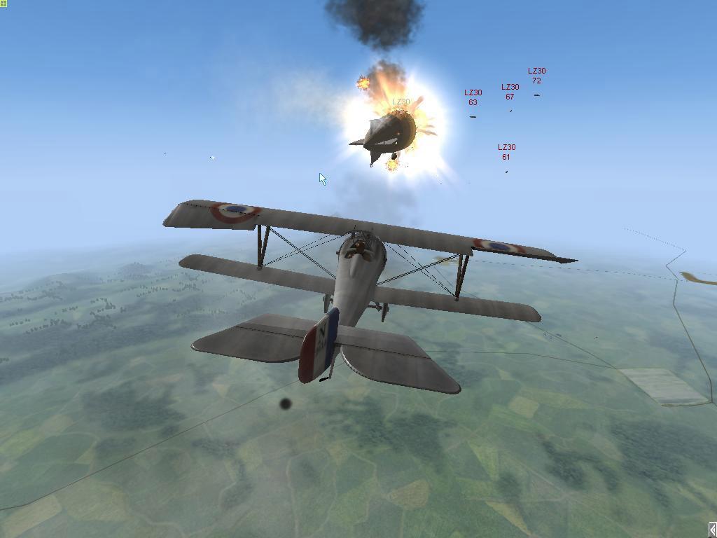 Скачать Warbirds 2012 торрент